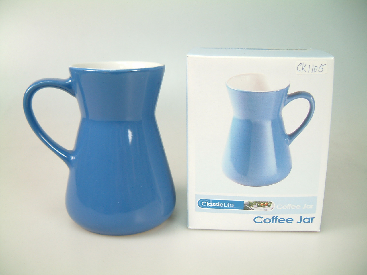 CK1105 CERAIC COFFEE JAR