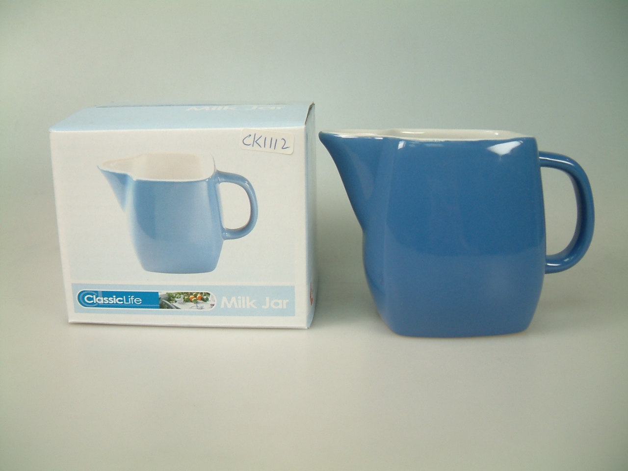 CK1112 MILK JAR (9 OZ)