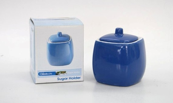 CK1113 CERAMIC SUGAR STORAGE JAR (11OZ)