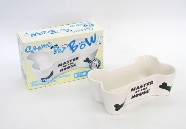 CK1150 CERAMIC PET BOWL