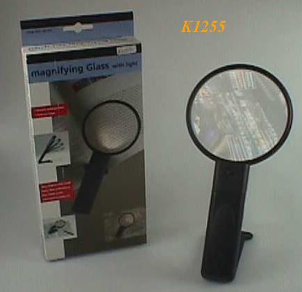 K1255 MAGNIFIER W/LIGHT