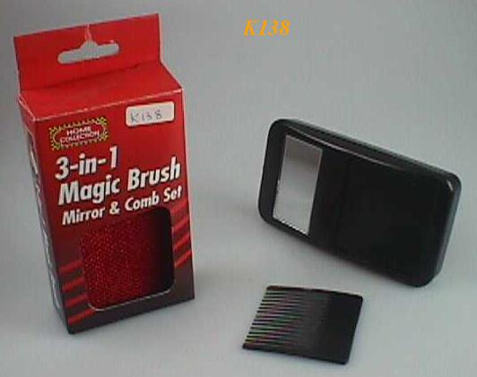 K138 3 IN 1 MAGICAL BRUSH