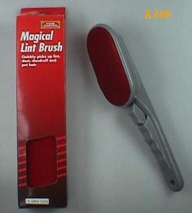 K168 MAGICAL LINT BRUSH