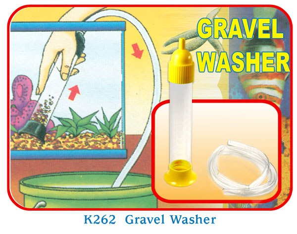 K262 Gravel Washer