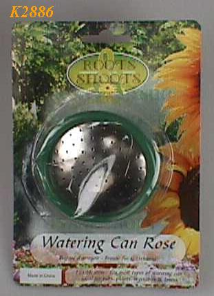 K2886 WATERING CAN ROSE (DIA:9cm)