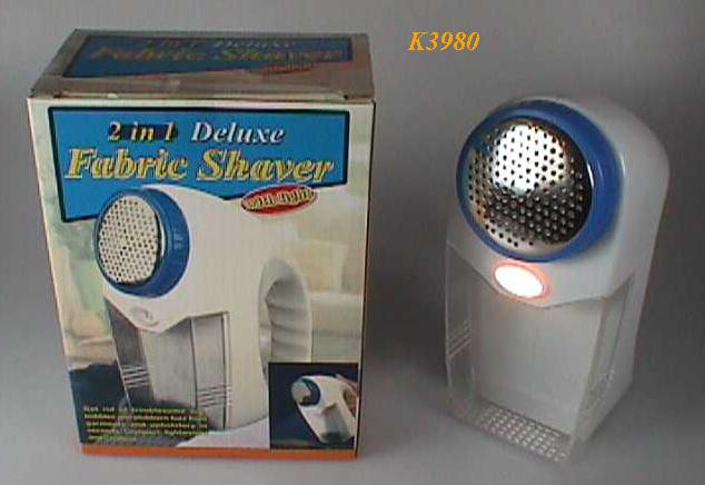 K3980 DELUXE FABRIC SHAVER W/LIGHT