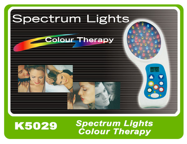 K5029 Spectrum Lights Colour Therapy