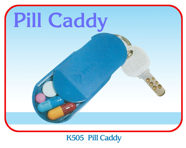 K505 Pill Caddy