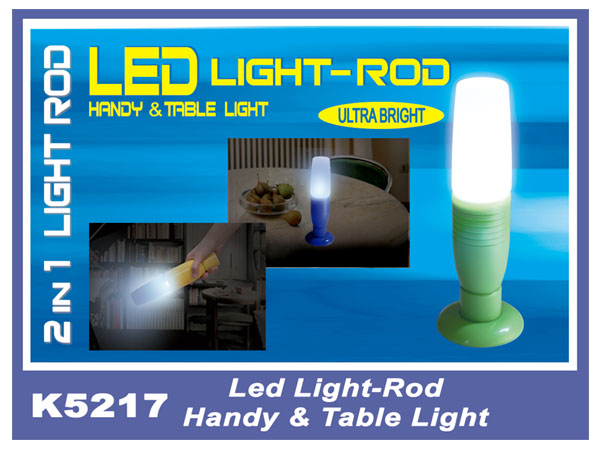 K5217 Led Light-Rod Handy & Table Light