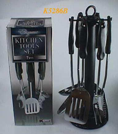 K5286 6PCS KITCHEN TOOL SET