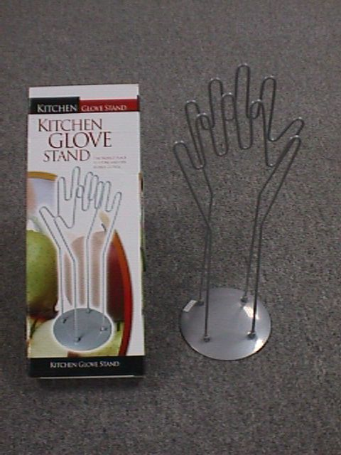 K5523 KITCHRN GLOVE STAND