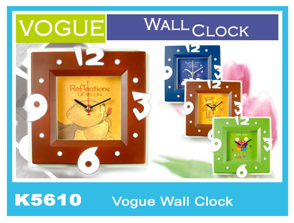 K5610 Vogue Wall Clock