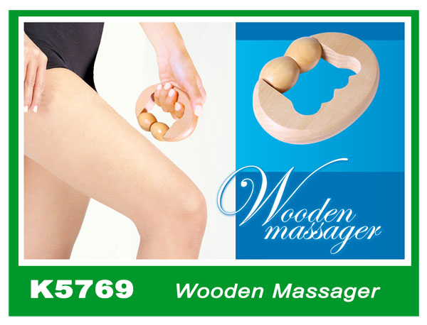 K5769 Wooden Massager