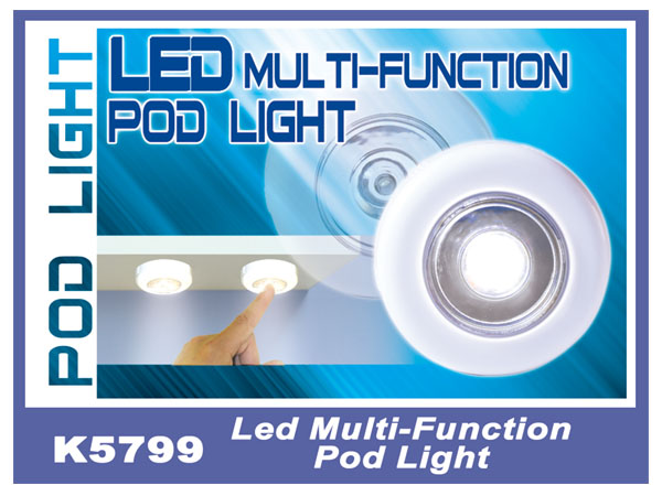 K5799 Led Multi-Function Pod Light