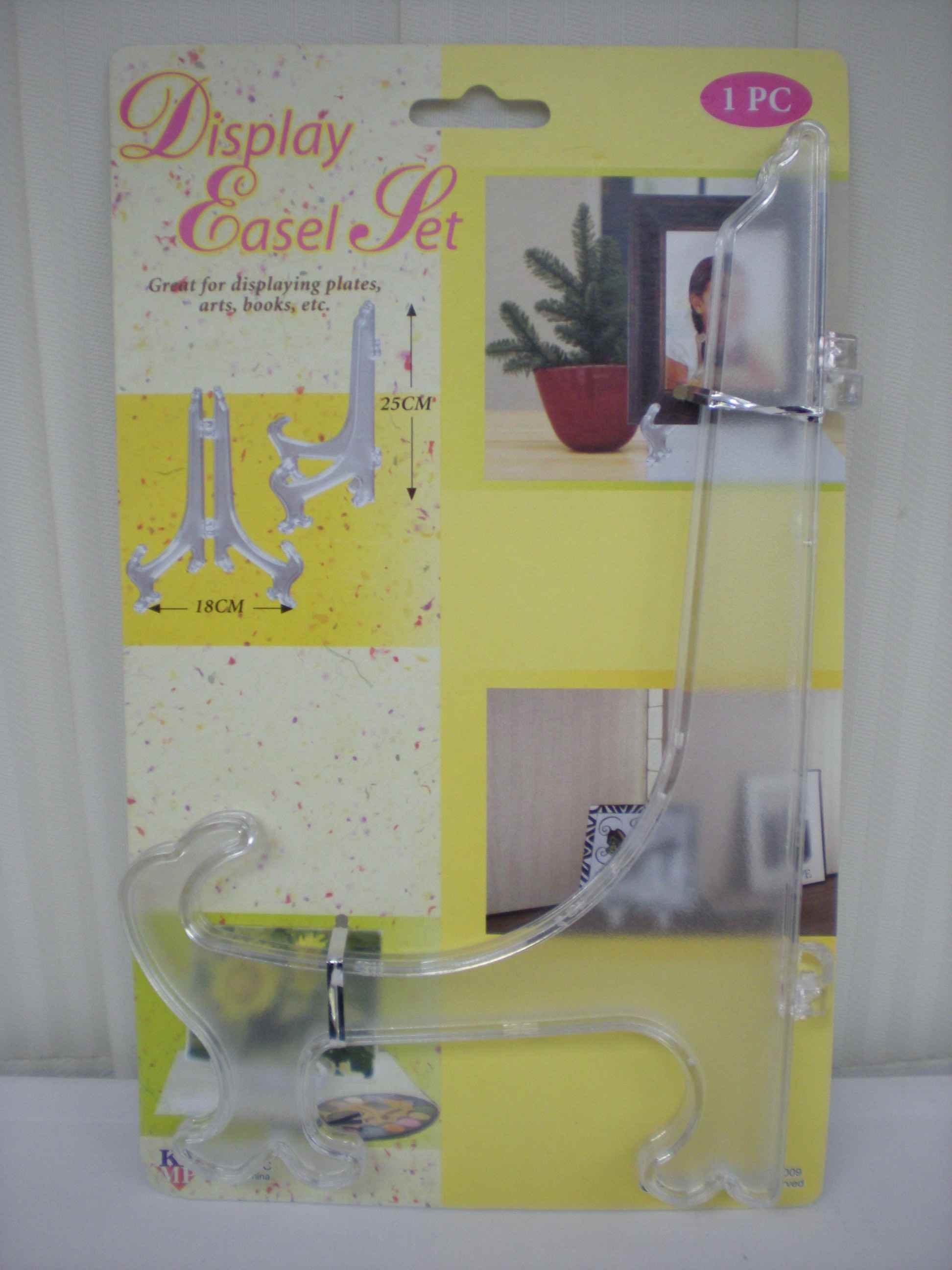 K6212 DISPLAY EASEL SET (18x25cm)