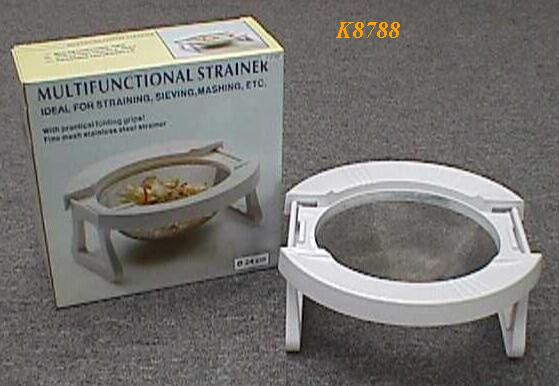 K8878 MULTI FUNCTIONAL STRAINER