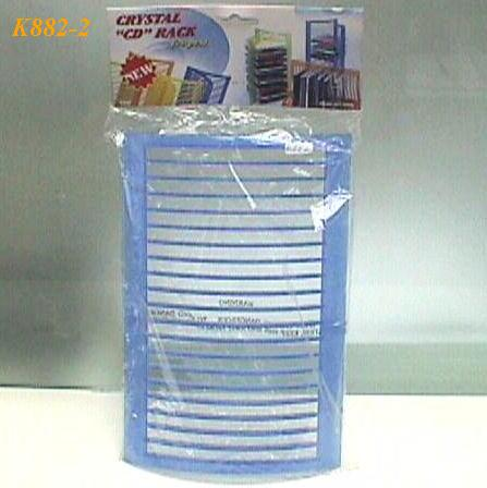K882 CRYSTAL CD RACK (20 PCS)