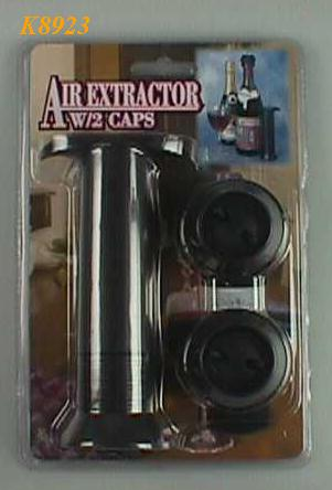 K8923 AIR EXTRACTOR W/2 CUPS
