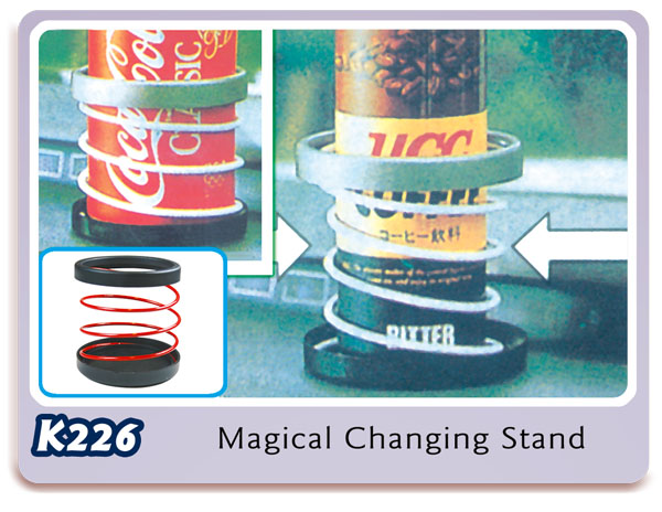 K226 Magical Changing Stand