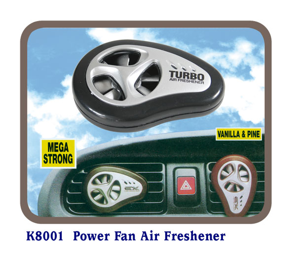 K8001 Power Fan Air Freshener